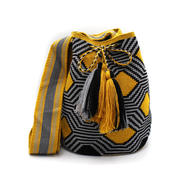 EXCLUSIVE 1T Single Thread Wayuu Mochila