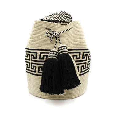 Neutral Wayuu Mochilas