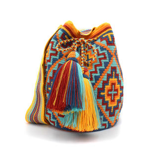 Bright and Colorful Mochilas