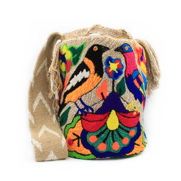 Tapizada Wayuu Bag