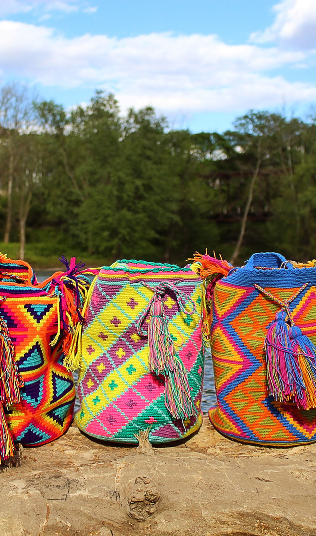 Colorful Mochilas