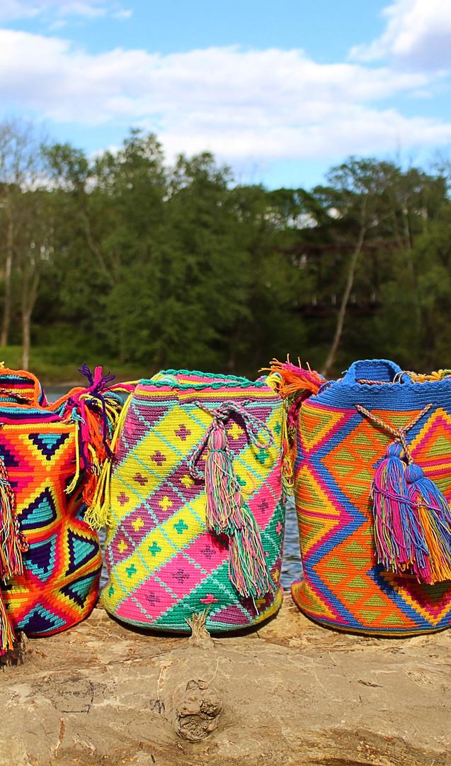 Colorful Mochilas
