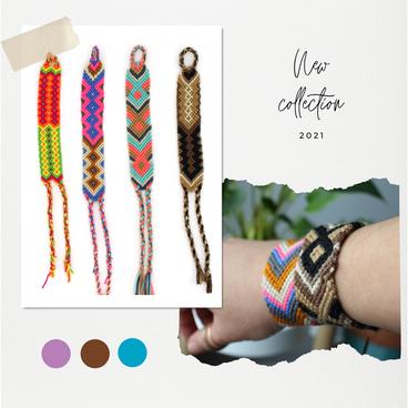 Woven Wayuu Bracelets