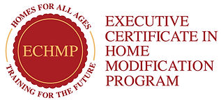 Executive Certificate in Home Modification Program frin Homes for All Ages Training for the Future logo