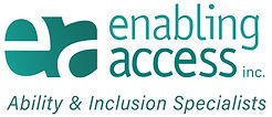 Teal Enabling Access Inc. Ability & Inclusion Specialists Logo