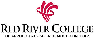 Red River College of applied arts, science and technology logo