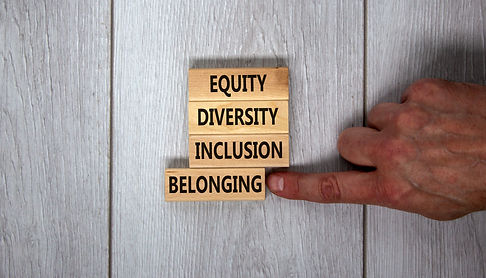 Equity, diversity, inclusion and belongi