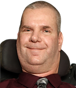Headshot of Dan Lajoie, Digital Accessibilty