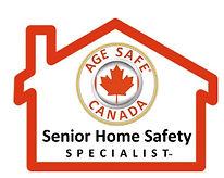 Age Safe Canada Senior Home Safety Specialist Logo