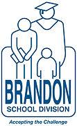 Brandon school division accepting the challenge logo