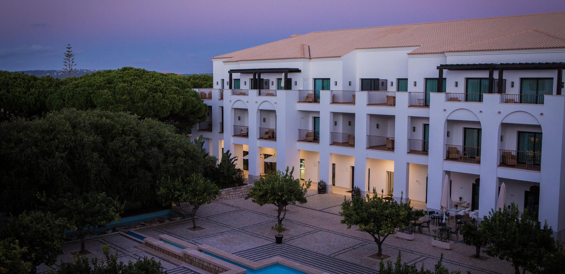 Hotel Portugal. Algarve.