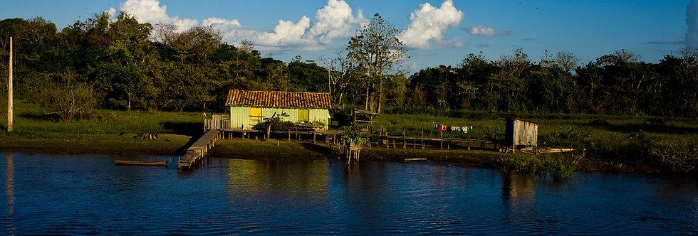 Amazônia. Impressão 30x40cm. Papel Hahnemühle. REF: 5030