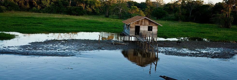 Amazônia. Impressão 30x40cm. Papel Hahnemühle. REF: 5073