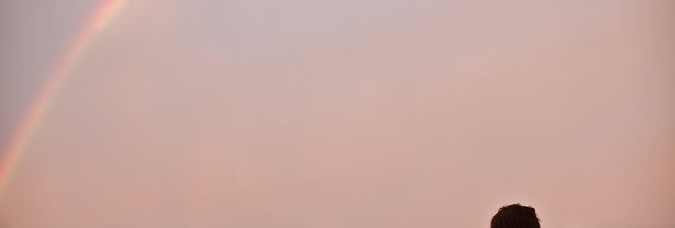 Arco-Íris Nova Zelândia. Print Fine Art papel 100% algodão (30cm x 40cm)