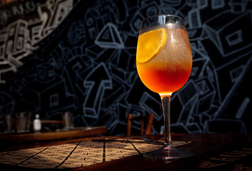 Restaurante Ruaa. Drink.