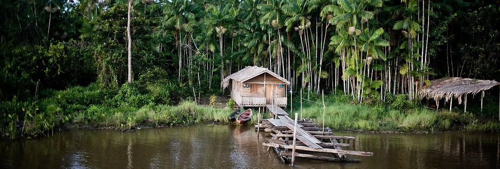 Amazônia. Impressão 30x40cm. Papel Hahnemühle. REF: 4895