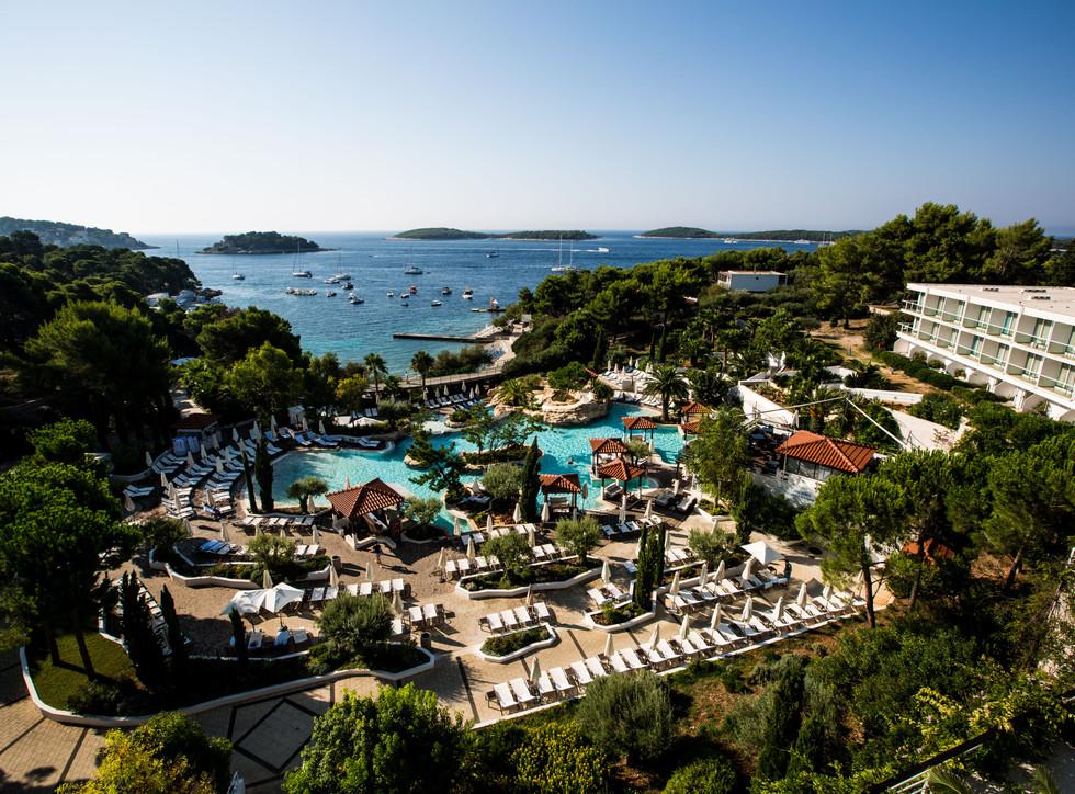 Hotel Croácia. Dubrovnik.