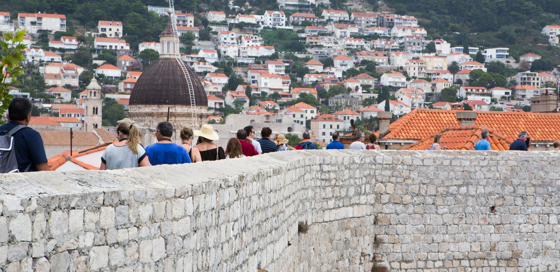 Muralha de Dubrovnik