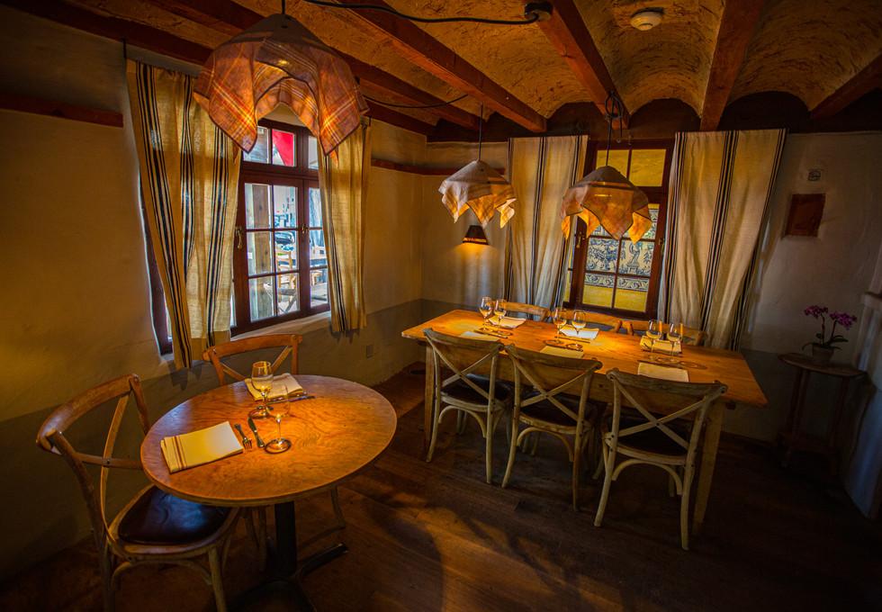 Restaurante em Carmen by the Sea 2.