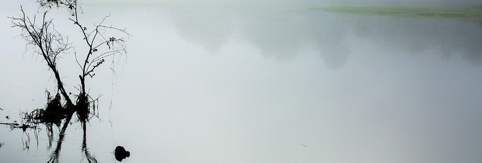 Neblina Rio de Contas. Print Fine Art papel 100% algodão (30cm x 40cm)