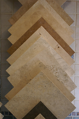 We are natural stone flooring installers