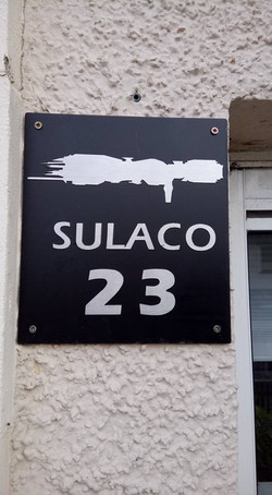 My House Name Plate.