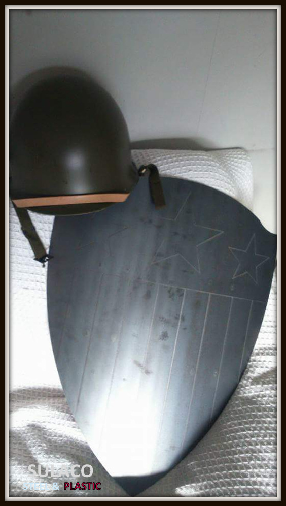 WW2 Shield