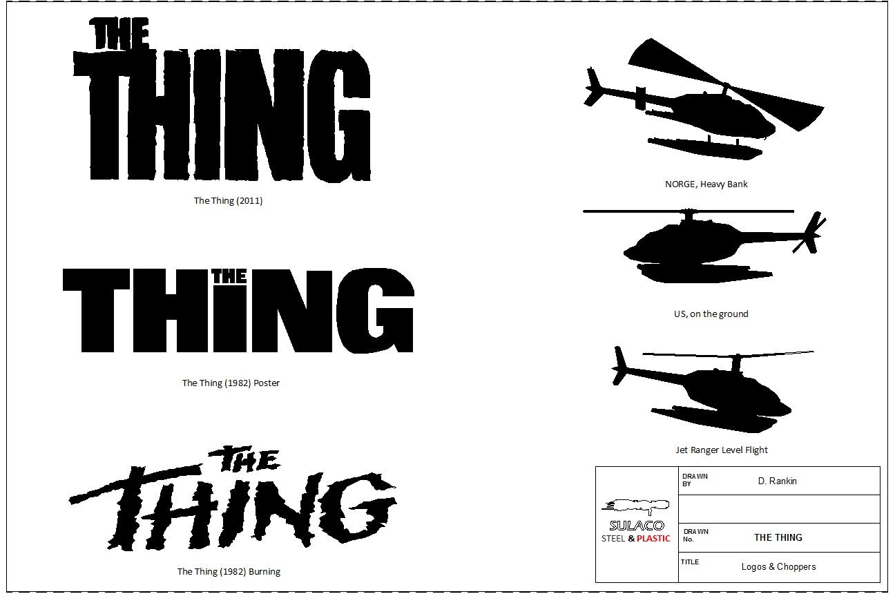 Logo Chopper Options