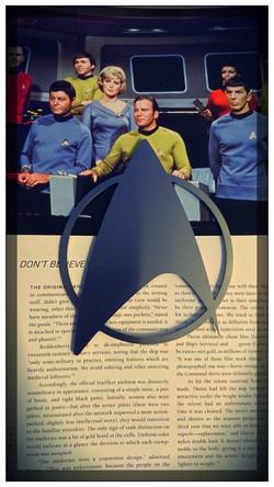 Premium Starfleet Logo.