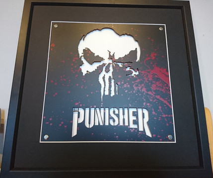"""THE PUNISHER - """"SPATTER"""""""