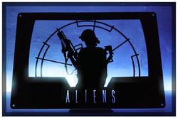 Aliens Hicks.