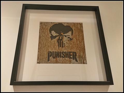 """Punisher - """"RUSTY RAIN"""""""