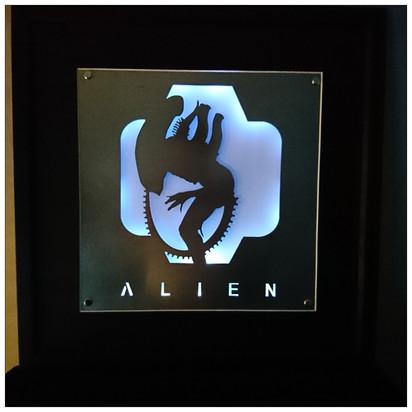 """ALIEN """"BIG CHAP"""""""