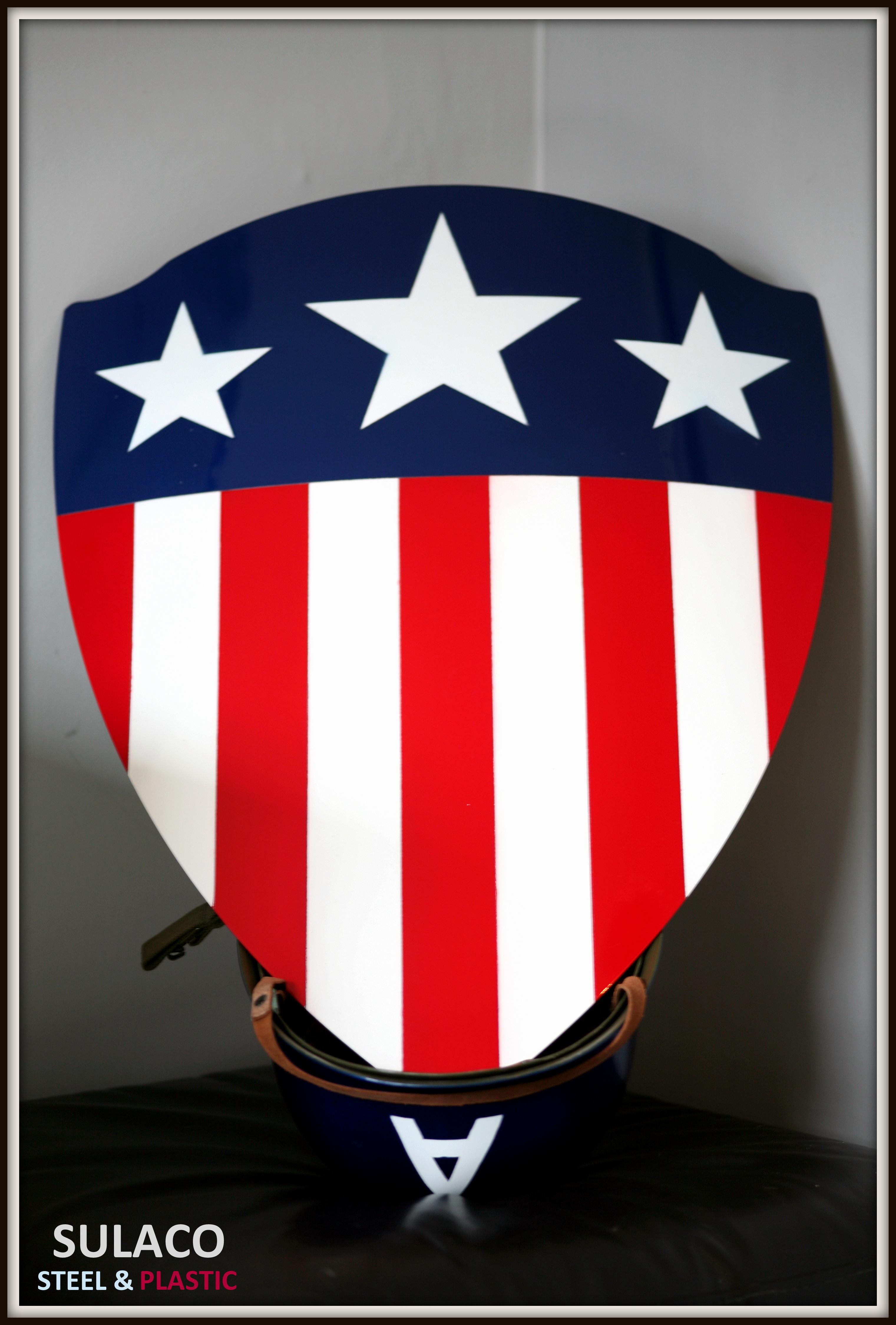 WW2 Shield
