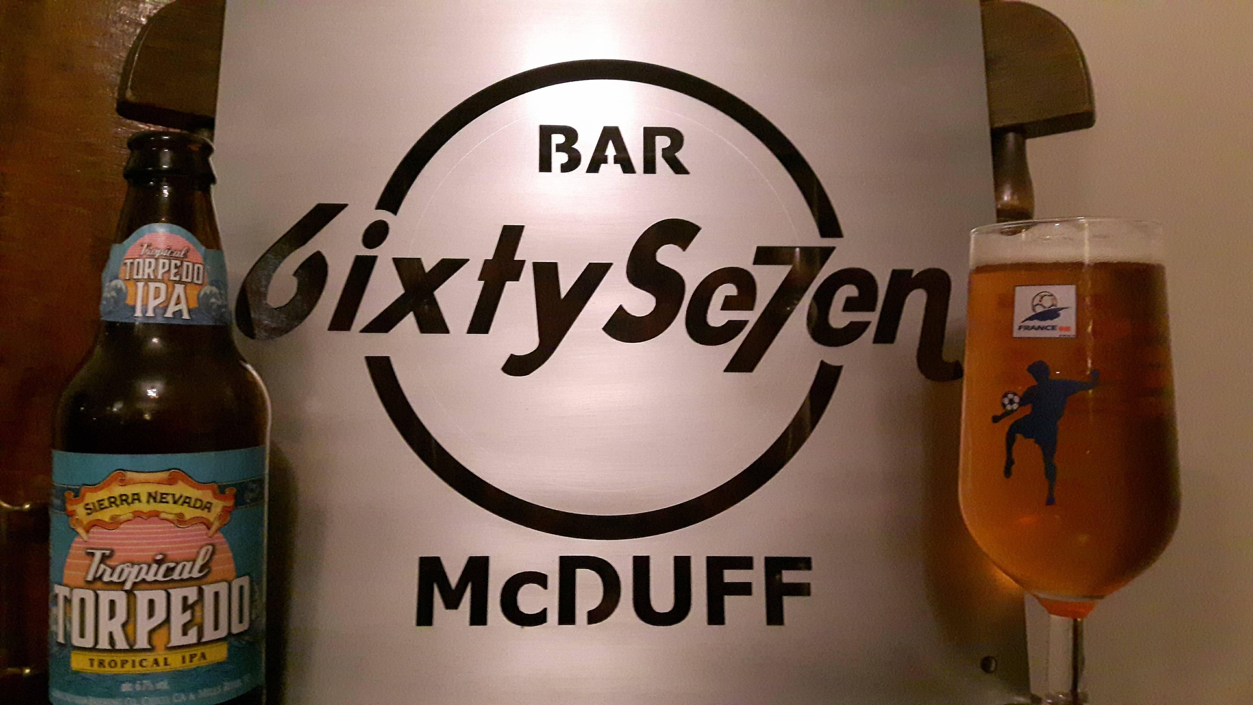 Bar 6ixty Se7en
