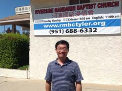 Pastor David Kwon