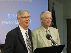 Pastor Bill & Pastor Mike
