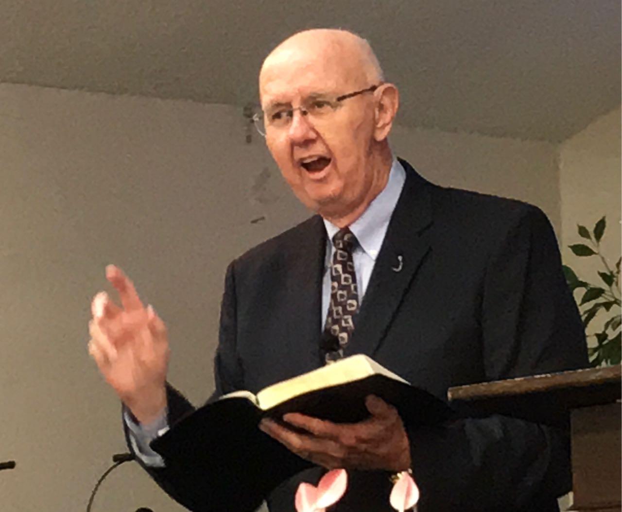 Pastor Terry Lowe
