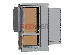 Уличный шкаф для размещения оборудования  MSAN