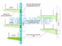 схема монтажа лотка на стены .jpg