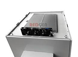 штатная система охлаждения шкафа IP65