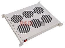 Модуль охлаждения шесть вентиляторов 1U