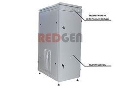 Пылевлагозащищенный IP55 шкаф