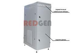 Пылевлагозащищенный шкаф IP54 напольный