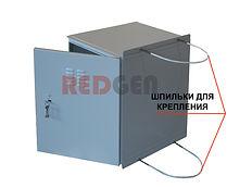 термобокс ШКУ-М с креплением на столб