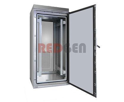 Шкаф ШТК-ПВЗ  800х800 металлическая двер