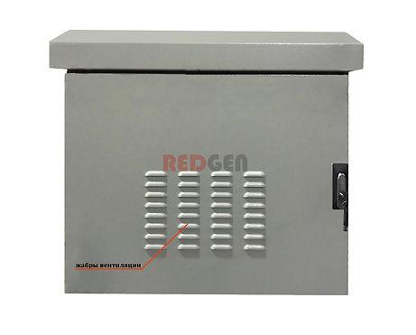 шкаф уличный климатический ШКУ-П1 общий ви