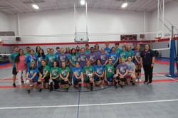 HEAT Wildcat Volleyball Players