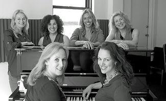lucy simon, marcy heisler, georgia stitt, ladies who lunch, piano
