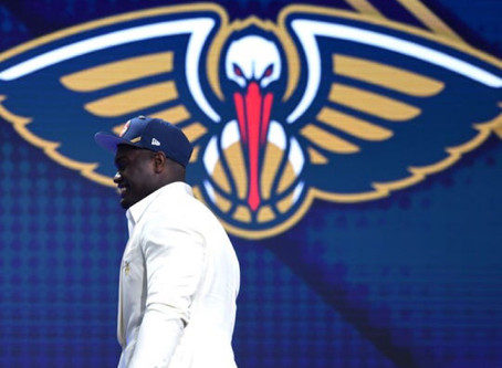 "The Double Applications for ""Let's Dance"": Zion Williamson and the New Orleans Pelicans"